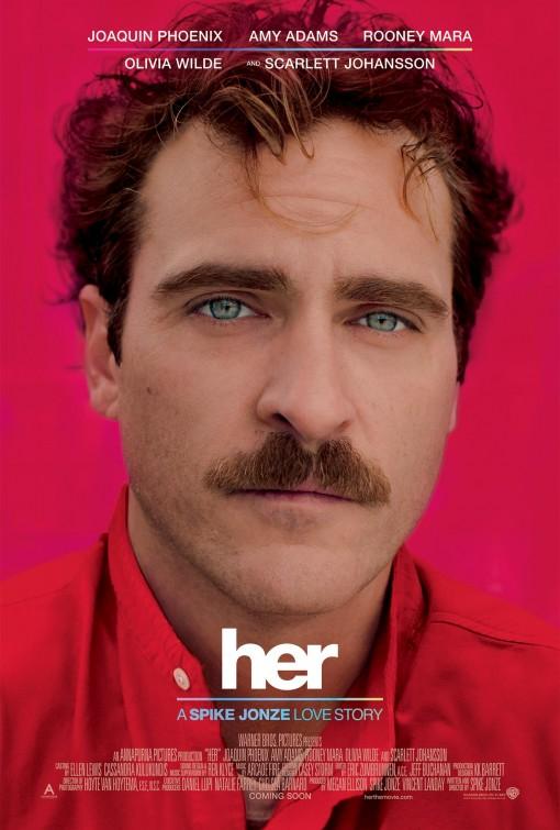Original Posters :: Drama :: Her - Poster Hub Art Decor Collectible